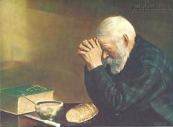 Câu chuyện ai cũng nên đọc một lần: Ổ bánh mì và lão già kì quặc