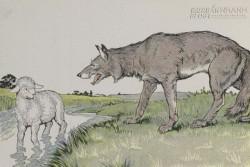 Nếu là cừu, bạn sẽ chọn kẻ thù là sói hay sư tử? Đa số người ta đều chọn sai!