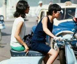 Ăn chơi sang chảnh như hot girl Sài Gòn 50 năm trước