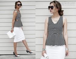 Style nổi bật của blogger trong tháng 8