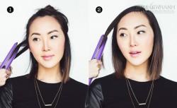 3 mẫu tóc nhanh gọn cho ngày mưa ẩm ướt