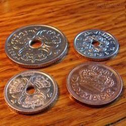 Những đồng xu may mắn