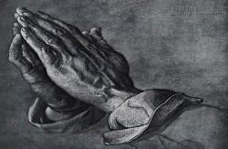 Câu chuyện cuộc sống - Bức tranh về đôi tay cầu nguyện