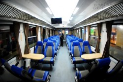 Choáng với dịch vụ tận răng khi đi tàu hỏa năm sao đầu tiên ở Việt Nam