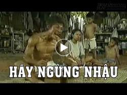 Hãy ngừng nhậu - quảng cáo hài hước nhưng đầy tính giáo dục của Thái Lan