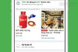 MuaBanNhanh.com đi đầu xu hướng thương mại di động (M-commerce)