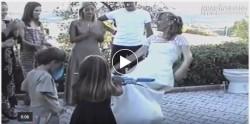 Clip: Sự cố hài không đỡ nổi trong các lễ cưới