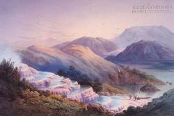 Vẻ đẹp kỳ quan thiên nhiên thứ 8 bị xóa sổ vì núi lửa