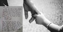 Bức thư của mẹ đơn thân gửi con trai gây sốt cộng đồng mạng