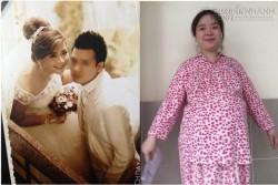 Bà mẹ tăng 40kg sau sinh: Nhìn người mới của chồng mà thấy tủi thân