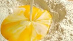 Làm bánh trứng siêu nhanh và dễ không cần lò nướng nướng trong 10 phút