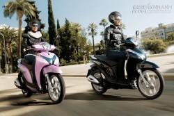 6 Mẫu xe tay ga phù hợp với phụ nữ hiện đại