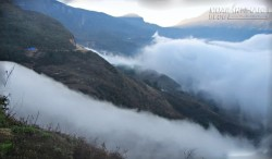 Mùa ngắm mây trên đỉnh Ngải Thầu - Lào Cai