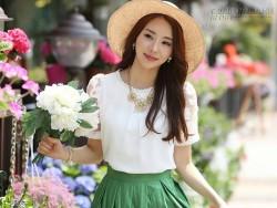 Đầm dạo phố đẹp Hàn Quốc