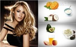 Tạm biệt tóc xơ rối với dầu ủ tóc tự chế tại nhà (P2)