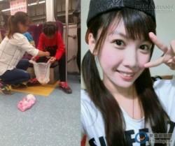 Hành động đẹp của cô gái trẻ với trái tim thánh thiện được cộng đồng mạng nhiệt tình ủng hộ
