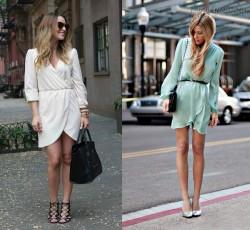 Cách chọn váy liền cho người béo bụng che khuyết điểm cơ thể