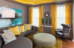 Chọn màu sắc phù hợp cho không gian sống đẹp