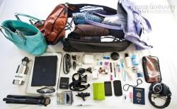 Làm sao du lịch dài ngày chỉ với một túi hành lý?