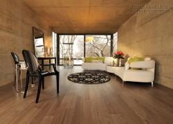Sàn gỗ công nghiệp chống nước