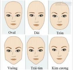 Cách vẽ lông mày phù hợp với từng kiểu khuôn mặt