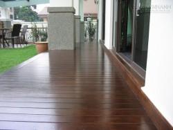 Chọn sàn gỗ công nghiệp phù hợp với nội thất chung cư
