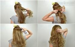 9 bước đơn giản giúp bạn gái xóa tan nỗi lo tóc mỏng