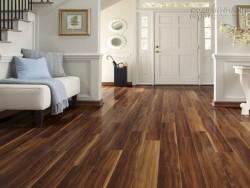 Sử dụng sàn gỗ trong thiết kế nội thất nhà biệt thự