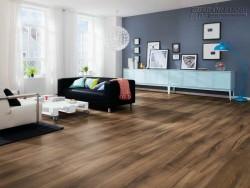 Sàn gỗ trong kiến trúc biệt thự