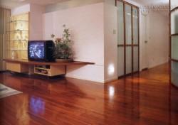 Sàn gỗ chống cháy