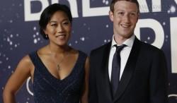 Mark Zuckerberg đón con gái đầu lòng, hiến 99% tài sản
