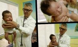 Mẹo cực hay khiến em bé ngừng khóc chỉ sau 5 giây