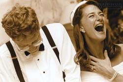 Hẹn hò suốt 7 năm trời và hôn nhân hạnh phúc của vợ chồng Bill Gates