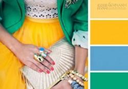 15 cách phối màu trang phục đẹp khỏi phải nghĩ trong mọi hoàn cảnh