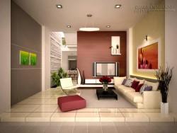 Ý tưởng thiết kế phòng khách đẹp, đơn giản