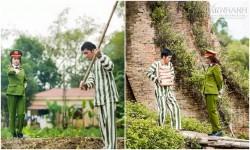 Cặp đôi chụp ảnh cưới kiểu tù nhân: Đừng nên suy diễn để có cái nhìn tiêu cực