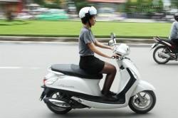 Xe tay ga Suzuki