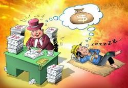 10 sự đối lập tư duy của người giàu và người nghèo