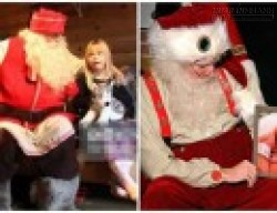 Những lời nhờ vả khác thường dành cho Ông già Noel