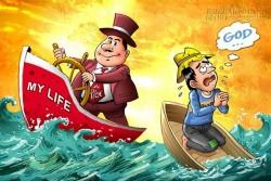 Sự khác biệt giữa người giàu và người nghèo trong cách làm giàu