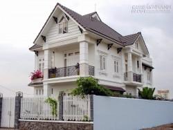 Nhà mái Thái đẹp