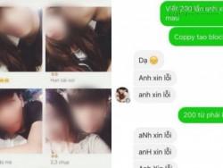 Chàng trai khốn đốn khi bị bạn gái bắt nhắn tin xin lỗi 200 lần không trùng