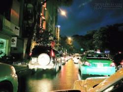 Hình ảnh đẹp ở Đà Nẵng: Cảnh kẹt xe văn minh nhất trong năm mới