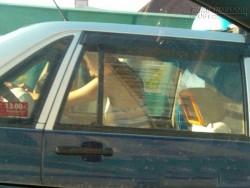 Gọi điện cầu cứu cảnh sát vì bắt gặp vợ đang mây mưa với người lạ trong ô tô