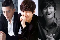 Top 10 nam thần đẹp trai nhất châu Á