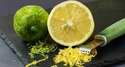 Vỏ chanh nạo tốt cho người bệnh tiểu đường