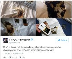 Không để điện thoại gần khi ngủ