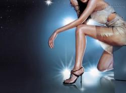 Ngắm cặp chân được bảo hiểm 9 tỷ đồng của kiều nữ Hàn