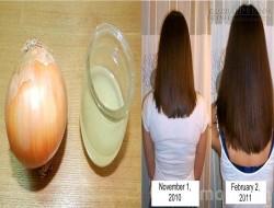 Tóc mọc dày và dài cấp tốc bằng cách sử dụng công thức đơn giản này