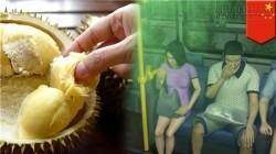 Cô gái ăn liên tục 5kg sầu riêng vì không được mang lên tàu